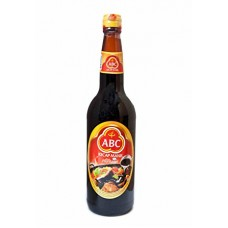 ABC Manis Sweet Soy Sauce Product of Indonesia. ABC Kecap Manis or Sweet Soy Sauce