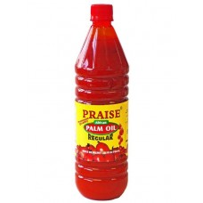 Red Palm Oil Product of Ghana.